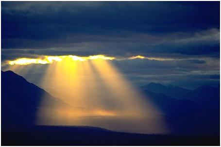 sunlight-over-mountain